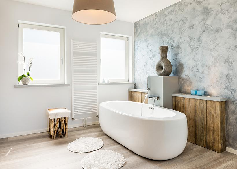 badezimmer-wandgestaltung - Malermeister Krohn